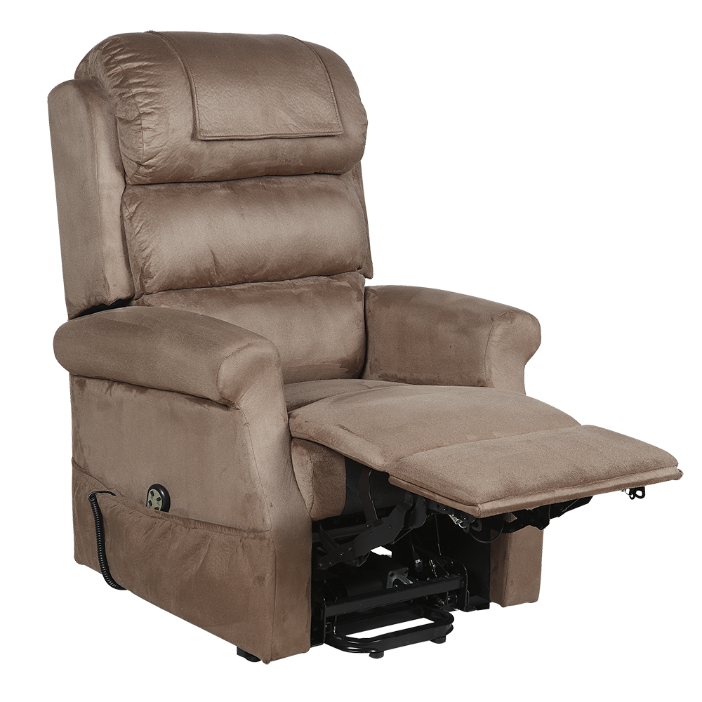 Electric adjustable lift sofa leisure home reclining bed chair buy bed chair adjustable lift - Lifting chairs elderly ...