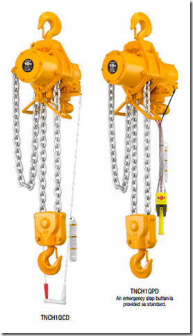 High Efficiency And Durable Wire Rope Hoist Kito For Industrial ...