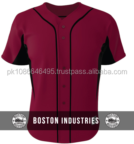 Kids Sublimated Cheap American Baseball Jerseys Mix Order