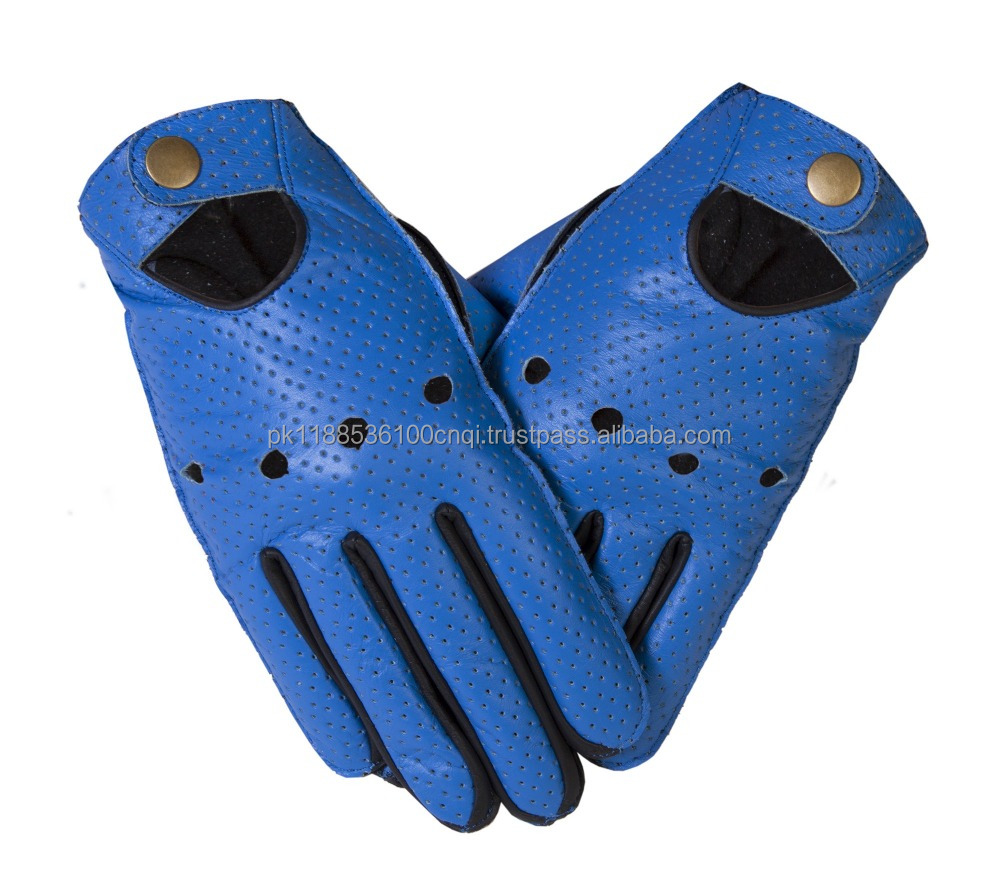hot sale driving leather glove