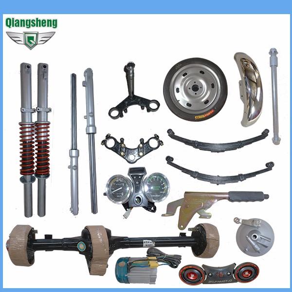 Three Wheeler Parts : New model wheel bajaj auto rickshaw spare parts list