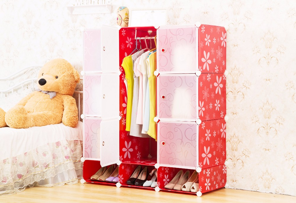 6 cubes cheap plastic book storage boxes and bins for for Cheap book storage