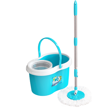 Easy Floor Cleaning Magic Twist Mop Microfiber Cleaning Mop 14l