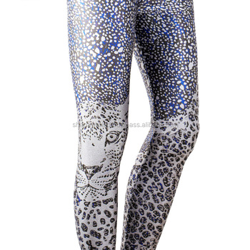 2017 wholesale fitness clothing Women Compression Leggings ladies Yoga pants