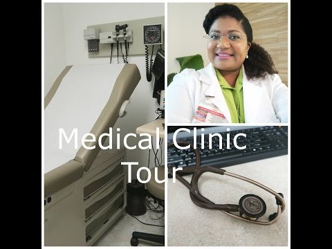 Medical Clinic Tour