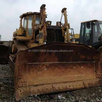 Used Cat D8n Crawler Bulldozer,Cheap Japan Dozers D* Caterpillar In  Shanghai,100% Japan Original Dozer - Buy Caterpillar D8n Bulldozer For  Sale,Cheap
