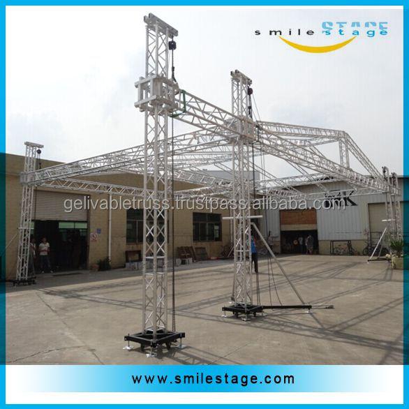 Rk Aluminum Truss Structure Global Truss Concert Truss