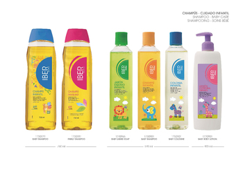 Shampoo Baby Care Collection 540ml Iber Buy Shampoo Baby