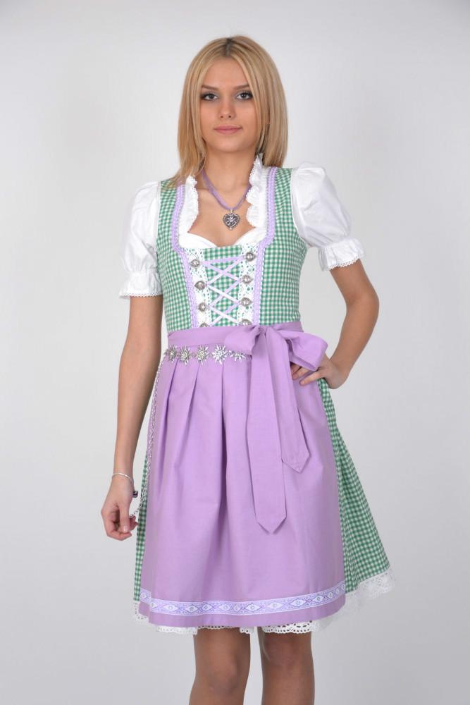 Dirndl De Oktoberfest Alemán Vestido Austriaca Trachten Alemán ...
