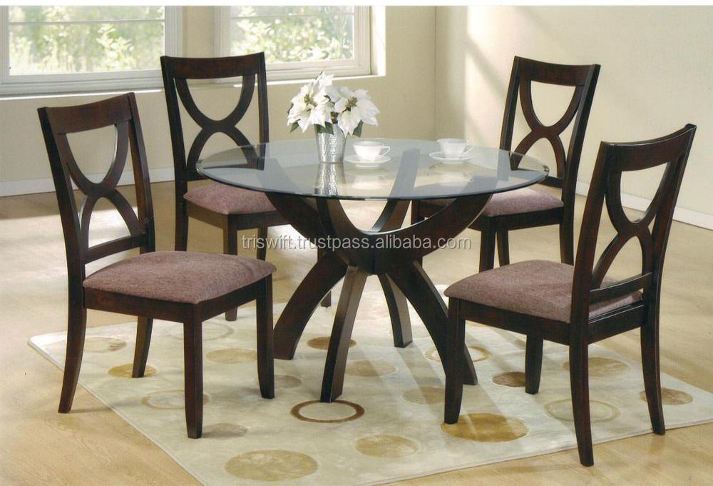 Glass Dining Table Set Glass Top Table Wooden Chair  : UT8MU0PXCNXXXagOFbX7 from my107023784.fm.alibaba.com size 1000 x 681 jpeg 89kB