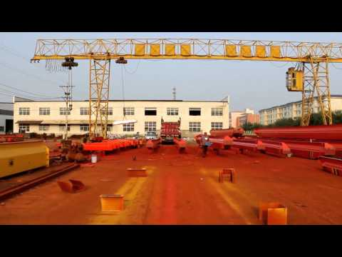 Transportation and delivery for overhead crane, gantry crane, port crane and crane parts from KCRANE