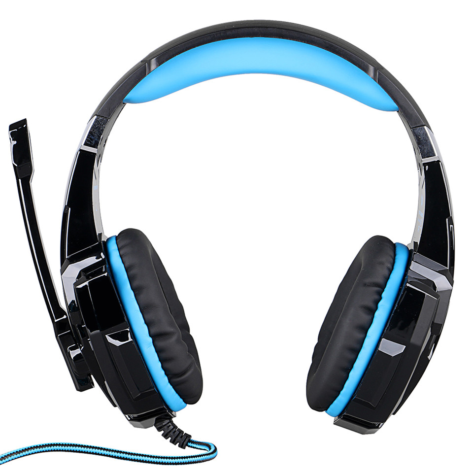 kotion each g9000 7 1 best pc gamer casque gaming headphone usb with microphone light glow. Black Bedroom Furniture Sets. Home Design Ideas