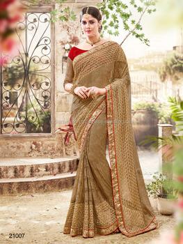 985161d966 Designer Bridal Wear Indian Women Saree - Buy Indian Sari,Sari ...