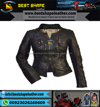 2017 fashion black men's hooded Pakistan leather jackets for men whole world