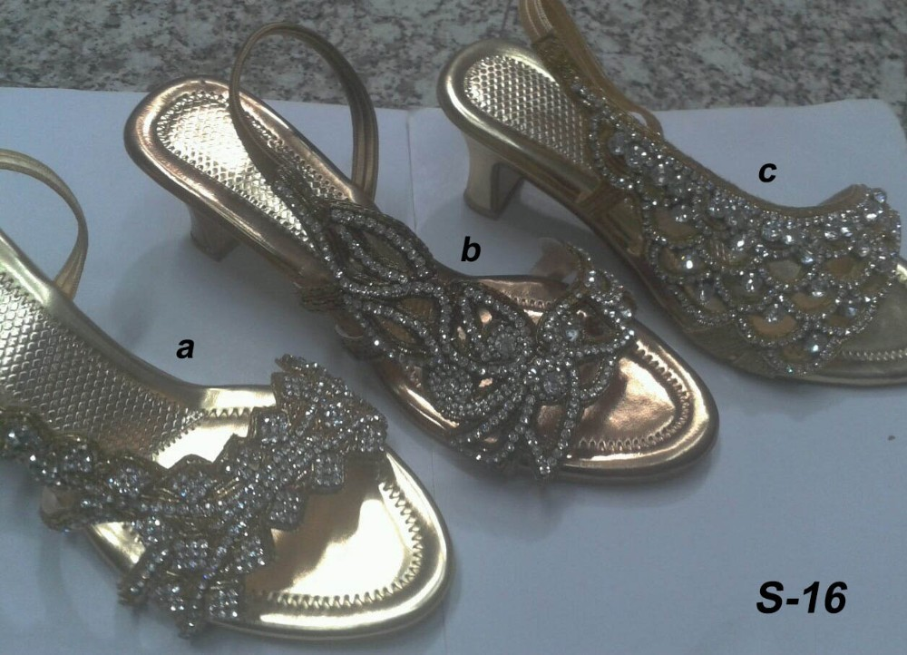0a0d7a704c81 Indian Wedding Sandals For Women - Buy Sandal For Girls