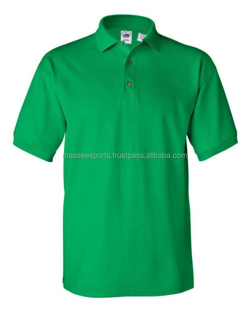 Polo shirt design your own - 100 Percent Cotton Design Your Own Branded Men Polo Shirt