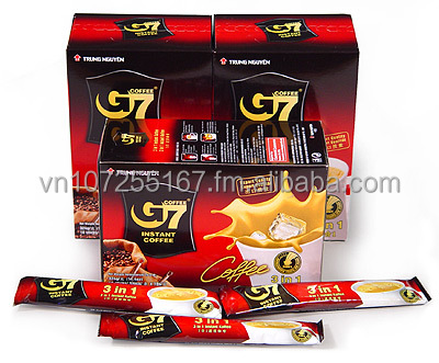 G7 3- in-1 Instant Coffee