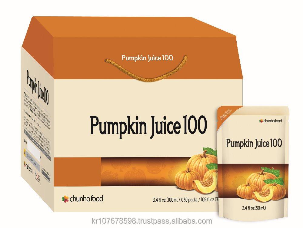 Pumpkin Juice 100