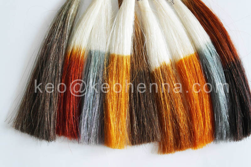 japanese powder hair dye henna - Henn Color
