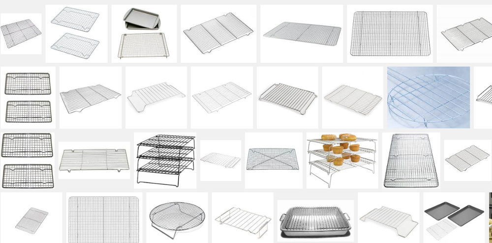 Baking Wire Cooking Rack,Oven Safe Cooling Rack - Buy Wire Cooking ...