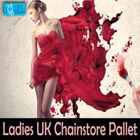 UK EX CHAIN-STORE CLOTHING PALLET -SPRING/SUMMER 2016-U2016