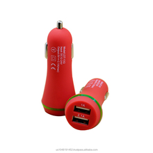 wholesale cell phone accessories dual car charger for cellphone car phone charger