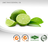 Lime Thai Essential Oil : ISO, GMP Certified : High Quality Best Price