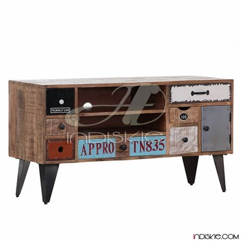 Attractive Vintage U0026 Retro Furniture Tv Cabinet Tv Unit Furniture