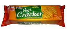 biscuits / veg sugar onion crackers