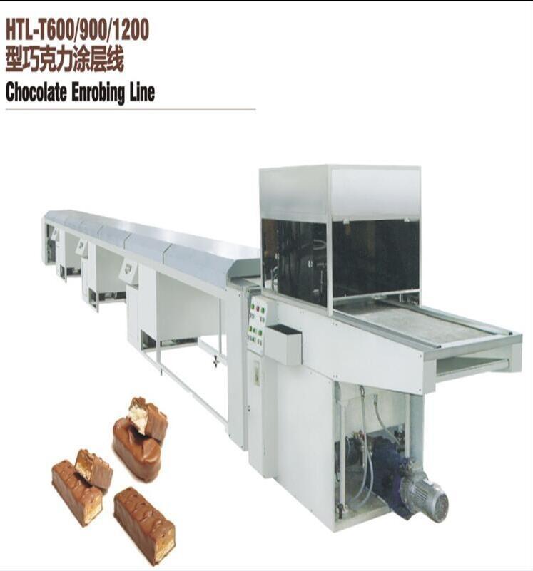 small chocolate coating machine