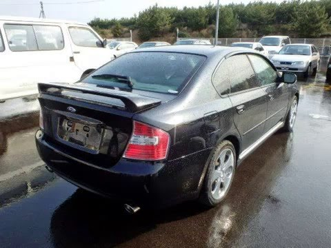 Used Subaru Legacy Cars For Sale SBT Japan