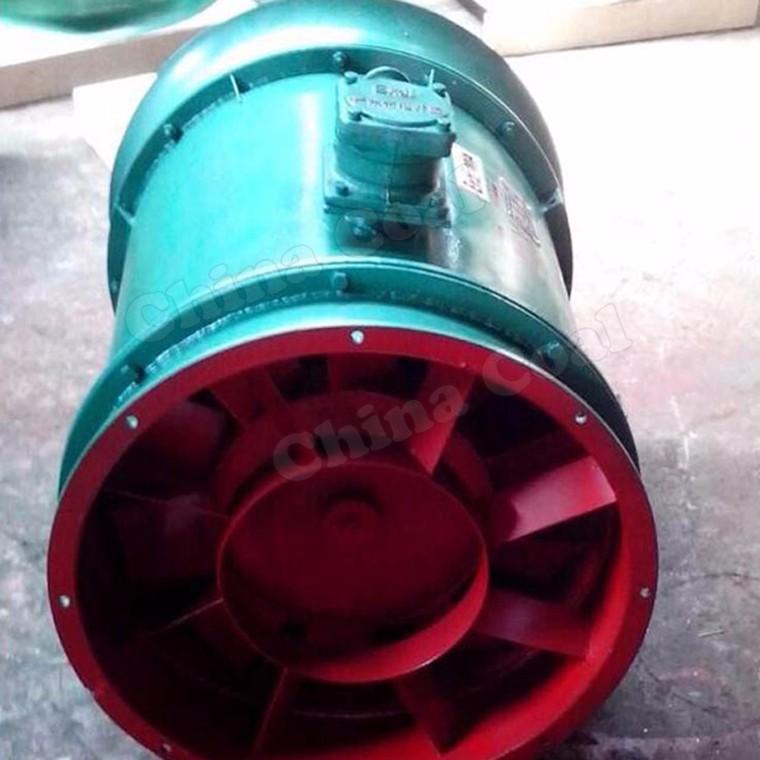 Portable Smoke Exhaust Axial Fan Industrial Ventilation