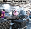 high quality coconut shell briquette charcoal from Indonesia