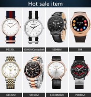 Luxury Swiss Designer Mens Chronograph Watches - Buy Silicone ...