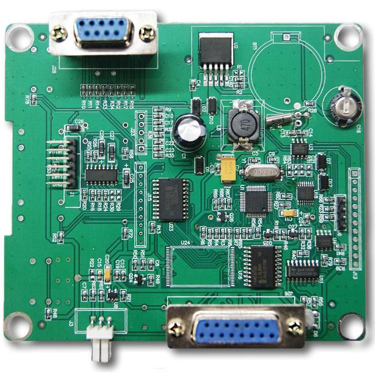 Electronic Components Tv Box Circuit Board Assembly