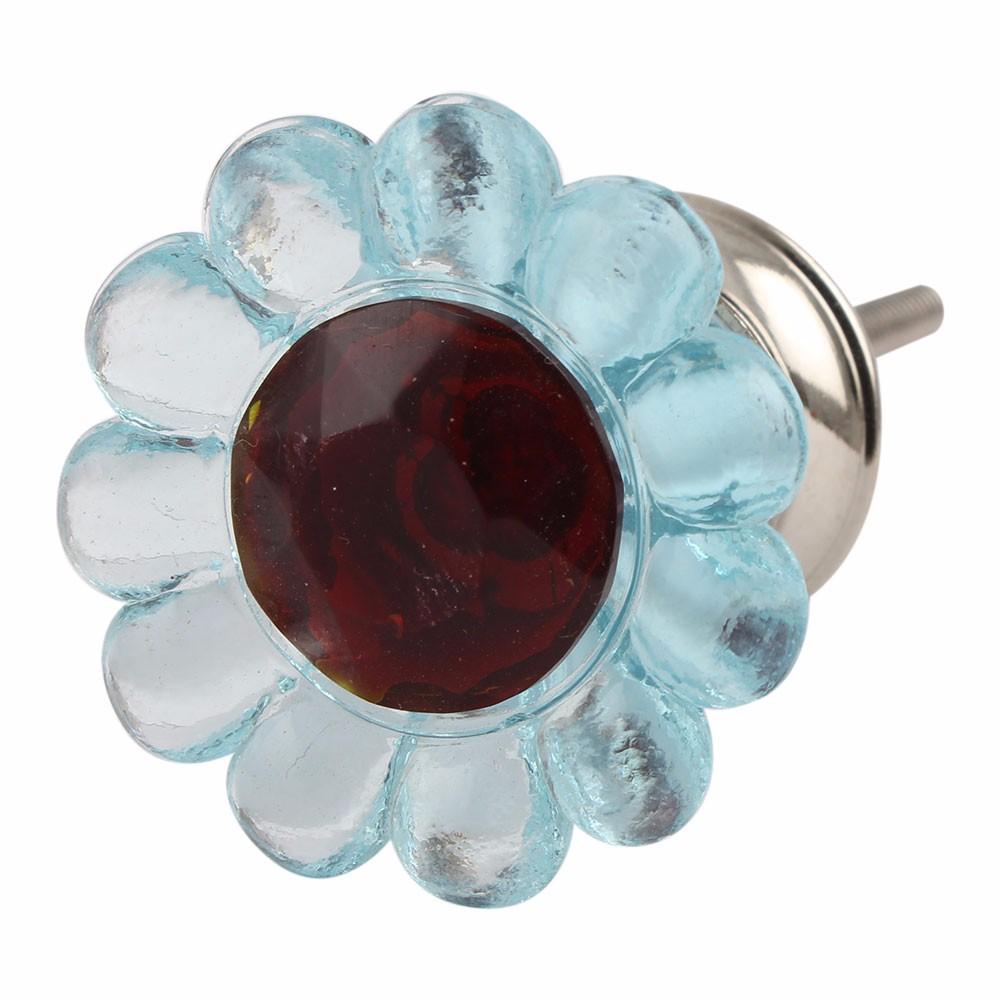 Handmade Indien Klar Fein Geschliffenem Glas Schublade Kristall Bett ...
