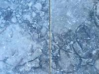 ANTIQUED SILVER GREY MARBLE