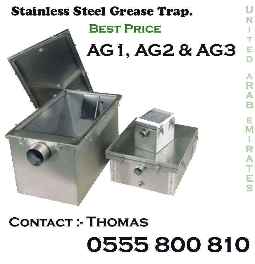 Grease Trap For Sale >> Stainless Steel Grease Trap Buy Ag1 Ag2 Ag3 Stainless Steel Grease Trap Product On Alibaba Com