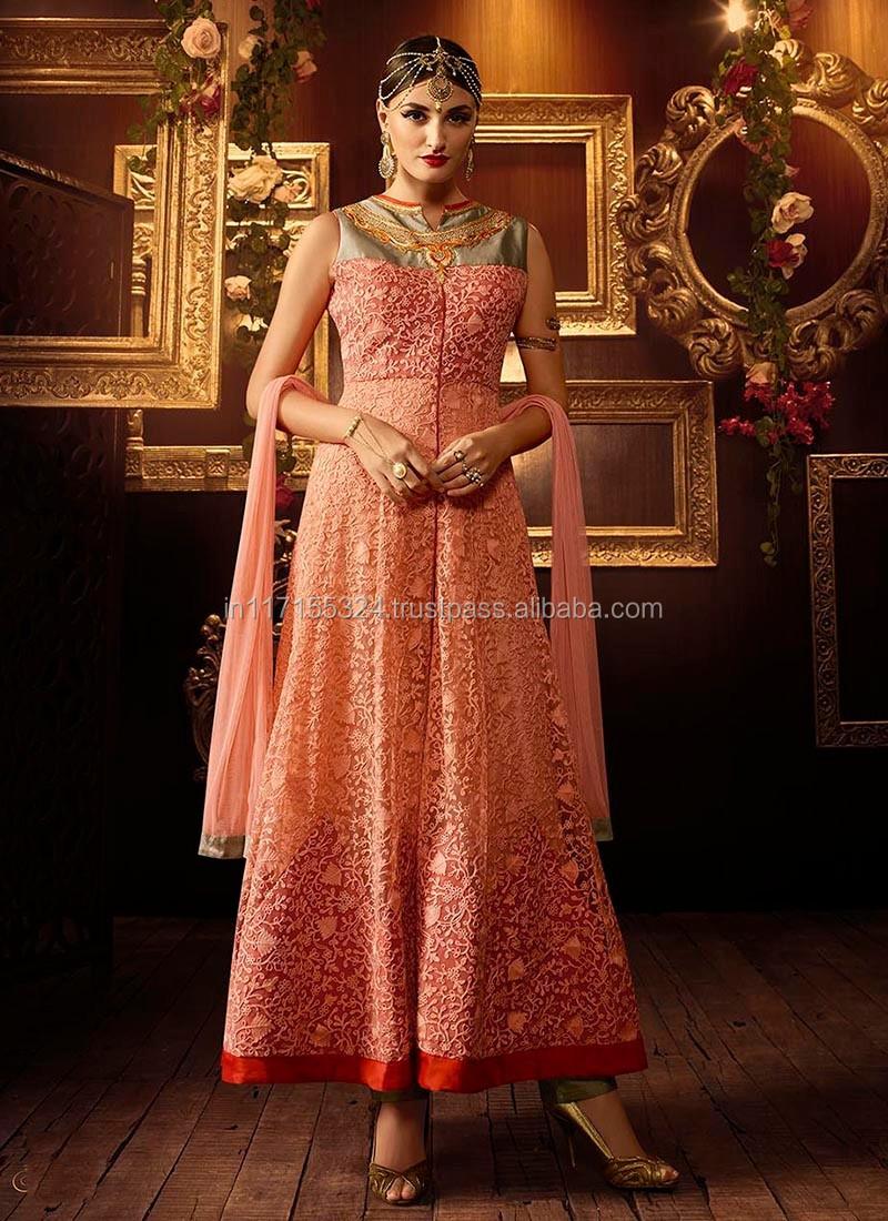 Anarkali Suits Online Shopping India Women - Wedding Wear Anarkali ...