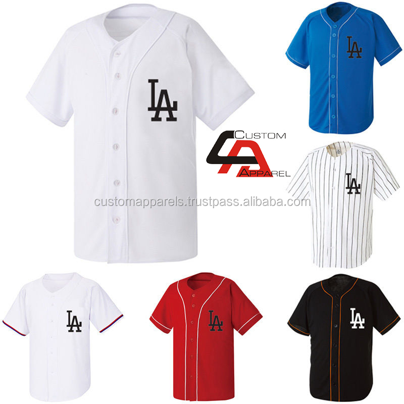 Volledige sublimatie bedrukt aangepaste honkbal jerseys/honkbal uniform& baseball shirt& gesublimeerd honkbal jersey