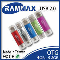 Made In Taiwan Otg Usb Flash Drive 4-32gb - Buy Otg Usb Flash ...
