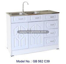 cheap kitchen cabinet with sink malaysia, cheap kitchen cabinet with