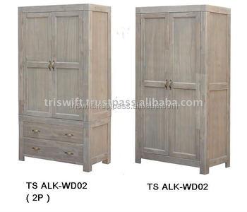 slaapkamer kasten garderobe kast houten kleding kast houten kast slaapkamer set meubilair