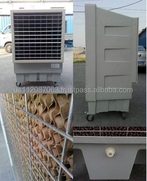 China And Usa Manufacturer Evaporative Air Cooler Portable