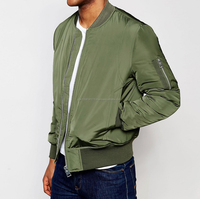 bomber/bombers jackets woolrich olive green bomber jacket