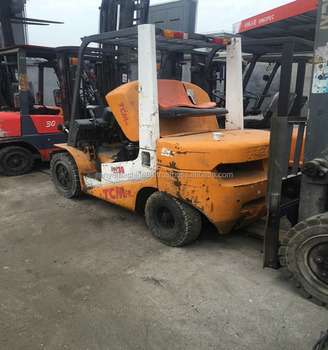 Hot Sell Tcm 3 Ton Used Forklift