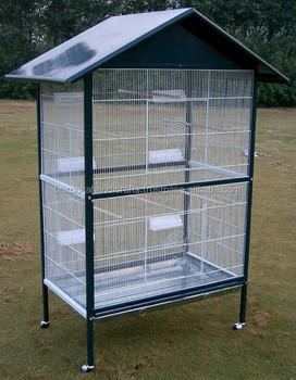 Sangkar Burung Kandang Burung Yang Indah Kandang Burung Logam Buy Big Bird Cage Cheap Bird Cage Handmade Bird Cages Product On Alibaba Com