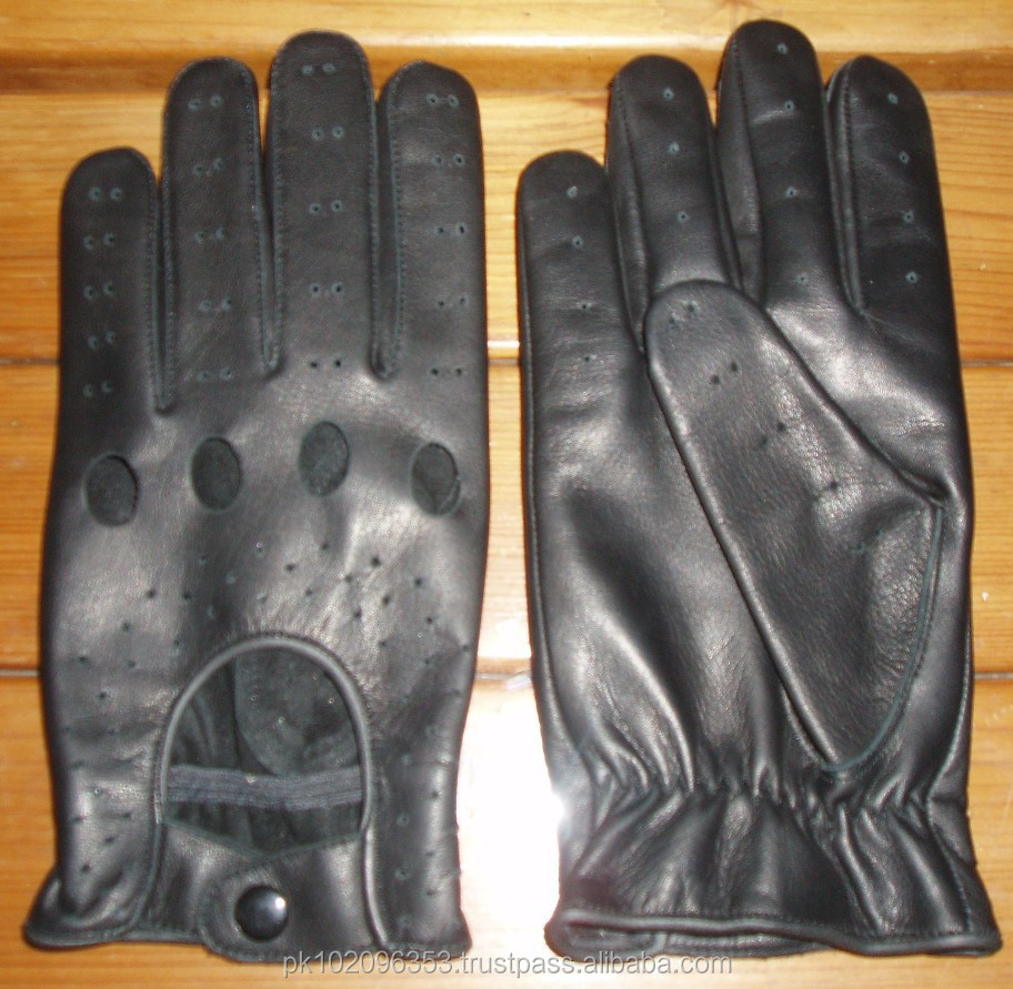 Driving gloves car - Driving Gloves Classic Super Soft Sheep Skin Leather Driving Gloves Cow Hide Driving Gloves