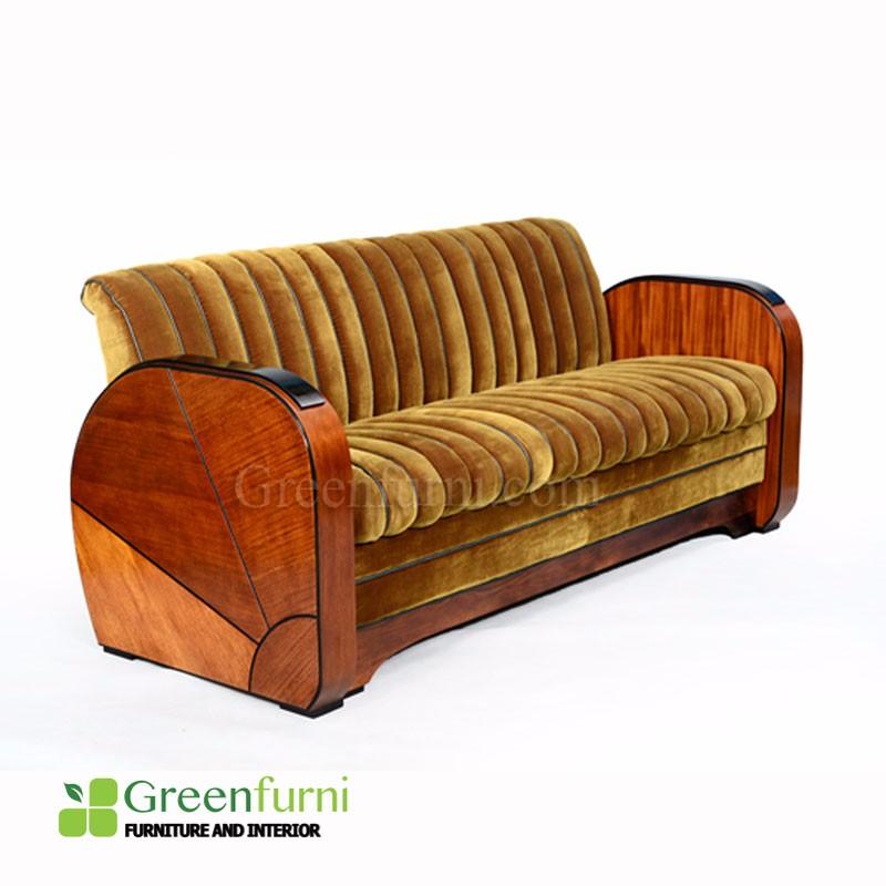Luxury Artdeco Sofa Furniture Living Room Product On Alibaba