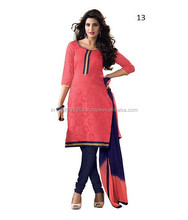 76dacb720 Cotton Punjabi Suits Online